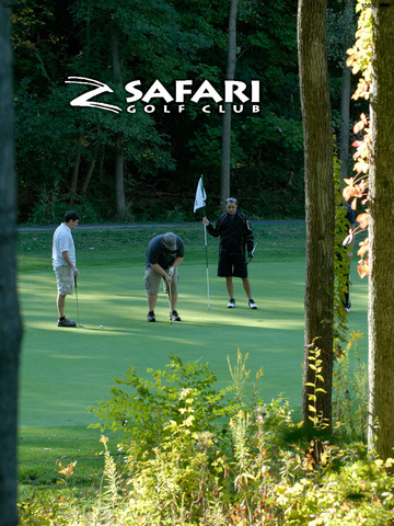 Safari Golf Club screenshot 6