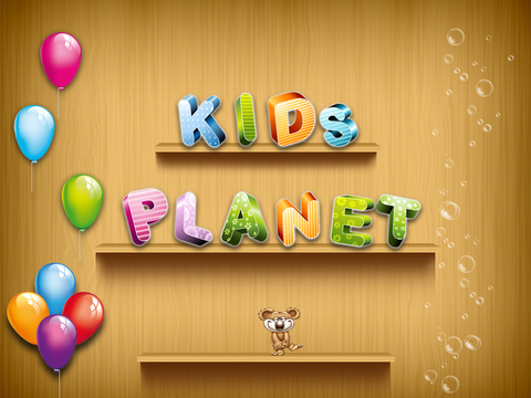 Kids Planet for Learning screenshot 1