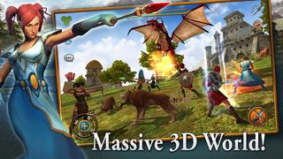 Celtic Heroes 3D MMO screenshot 2