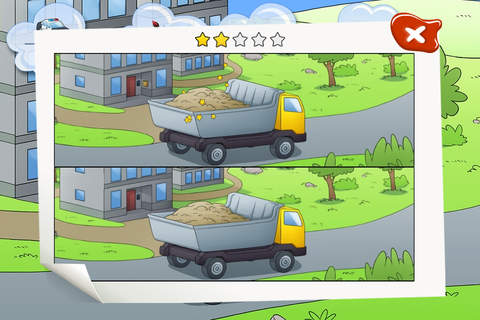 Amazing Cars Free - Interactive Book for Learning  - náhled