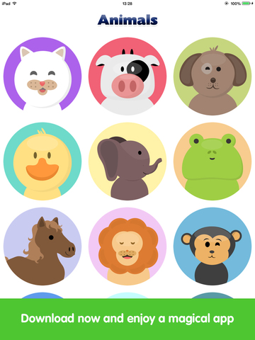 My First Flashcards Lite - Watch and Play Flashcards for Toddlers and Kids screenshot 8