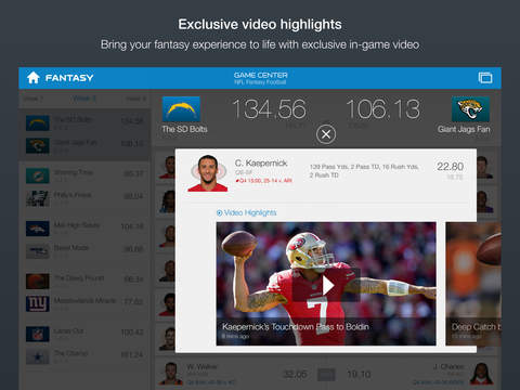 NFL Fantasy Football screenshot 7