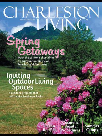 Charleston Living Magazine screenshot 6