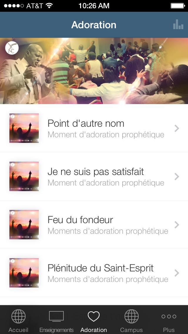 Impact Centre Chrétien screenshot 5