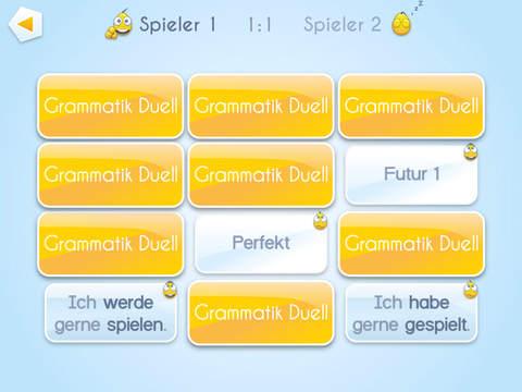Grammatik Duell screenshot 8