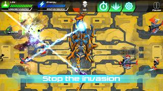 Tesla Wars - II screenshot 2