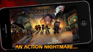 Call of Mini™ Zombies Free screenshot 1