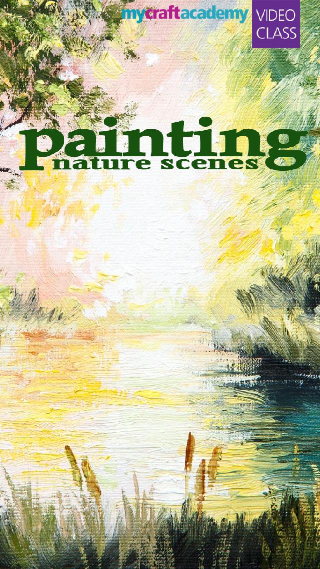 Painting Nature Scenes screenshot 1