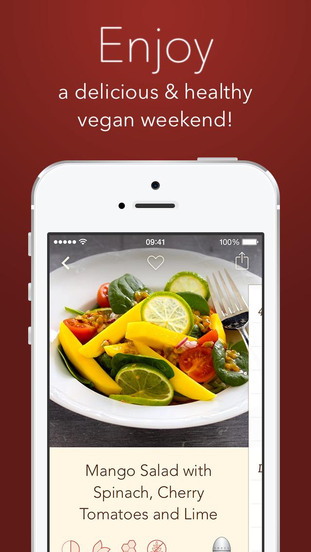 Veggie Weekend screenshot 1