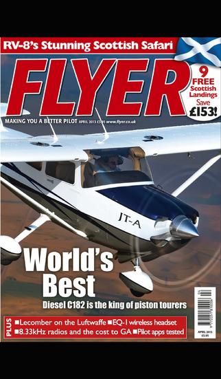 FLYER Magazine screenshot 1