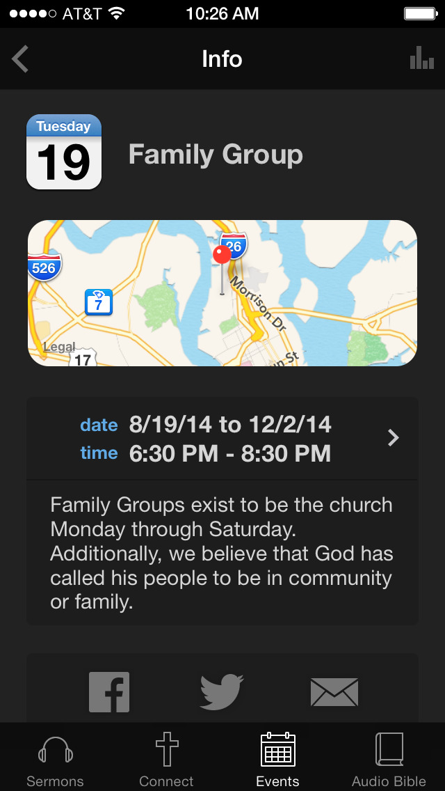 Gospel Community screenshot 3