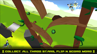 Stunt Biker Extreme Trials screenshot 4