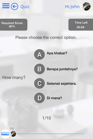 Learn Malay via Videos by GoLearningBus - náhled