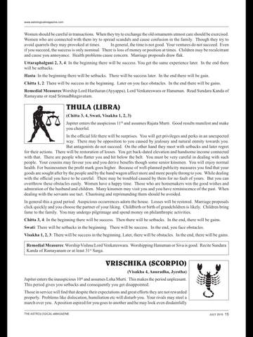The Astrological eMagazine screenshot 10