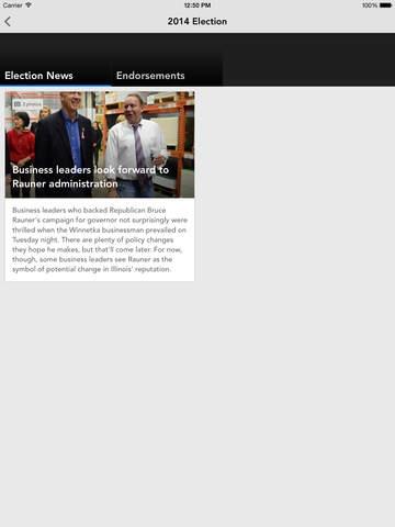 Daily Herald LITE screenshot 9
