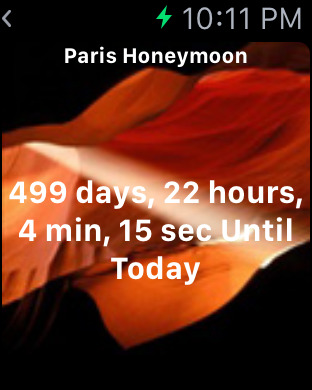 Amazing Days Countdown screenshot 13