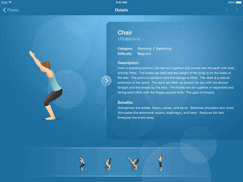 Pocket Yoga screenshot 9