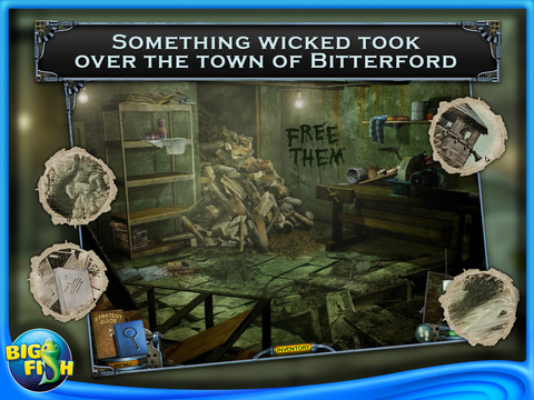 Mystery Case Files: Shadow Lake HD - A Hidden Object Detective Game (Full) screenshot 1
