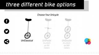 Unicycle Balance 3D screenshot 2