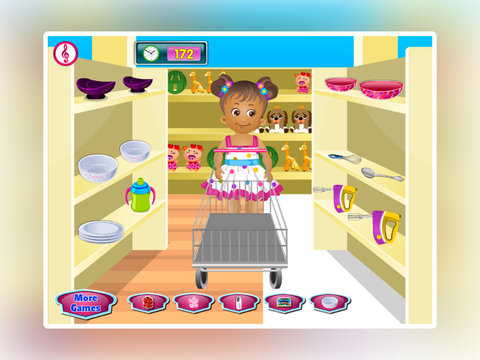 Baby Daisy Cooking Time screenshot 8