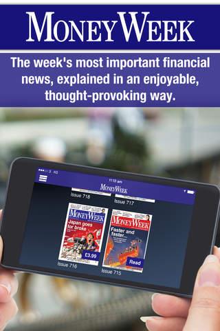 MoneyWeek - náhled