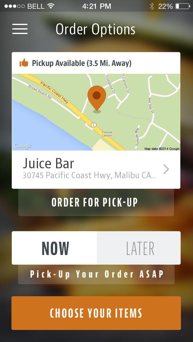 Vintage Grocers Juice Bar screenshot 2