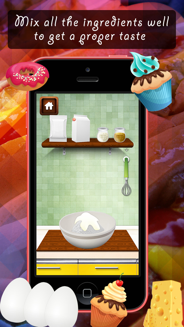 Food Court Game screenshot 4