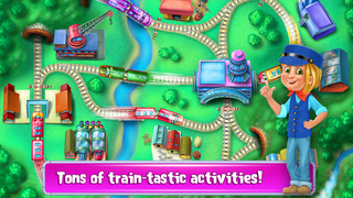 Super Fun Trains - All Aboard screenshot 3
