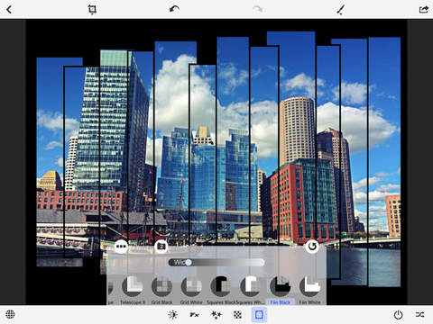 PhotoToaster - Photo Editor, Filters, Effects and Borders screenshot 9