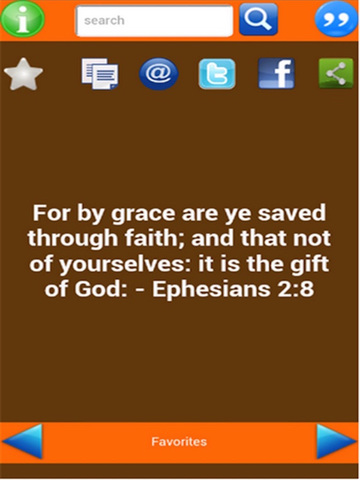 Bible Verses - Daily Quotes screenshot 3