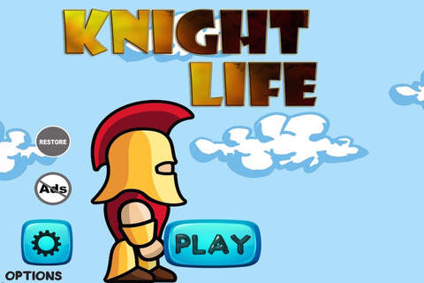Knight Life : Wind Up The Crazy Epic Dragon Storm - náhled
