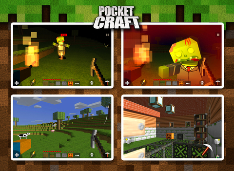 Pocket Craft : Survivor Mode screenshot 5