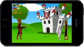 A Smash Target Pro : Arrow Mania In The Pandora War screenshot 2