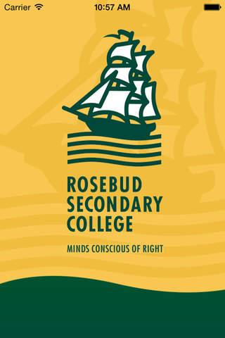 Rosebud Secondary College - Skoolbag - náhled