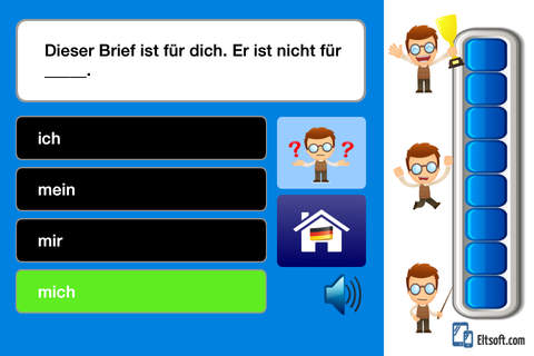 German Grammar Free - náhled