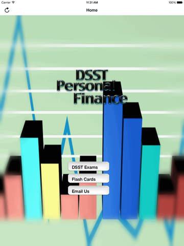 DSST Personal Finance Prep screenshot 6