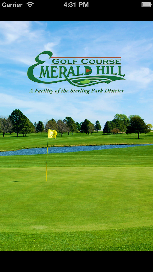 Emerald Hill Golf Course screenshot 1