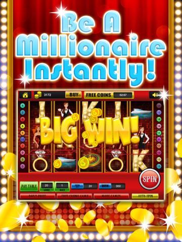 Ace Classic Slots - Rich Vegas Millionaire Slot Games HD screenshot 6