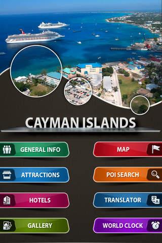 Cayman Islands Offline Travel Guide - náhled