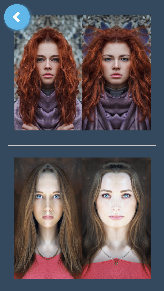 FaceSym - Facial Symmetry Test screenshot 5