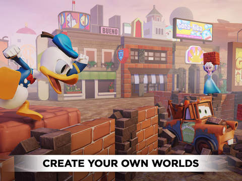Disney Infinity: Toy Box 2.0 screenshot 7