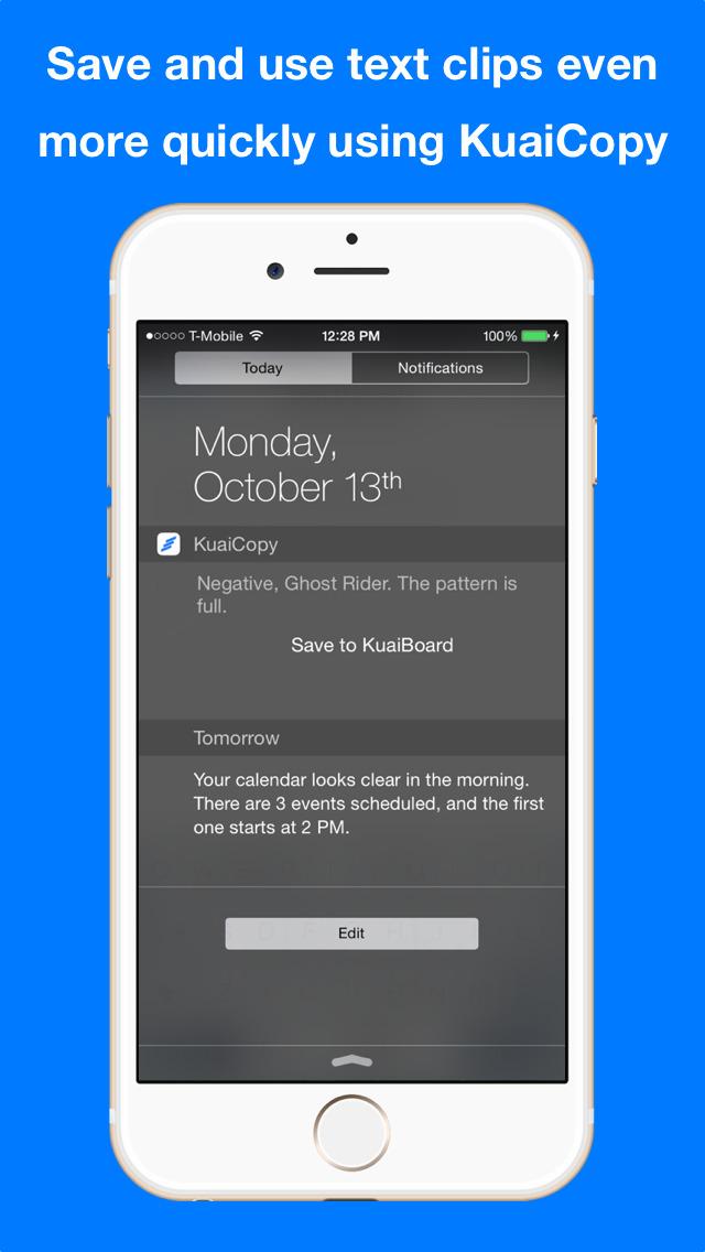 KuaiBoard – Type text. Quicker. screenshot 4