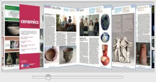 Ceramic Review screenshot 5