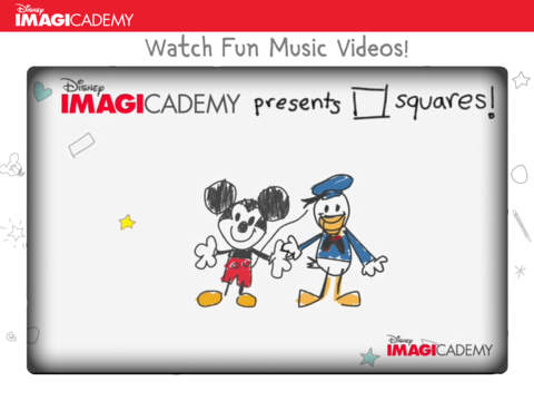 Mickey's Shapes Sing-Along by Disney Imagicademy screenshot 10