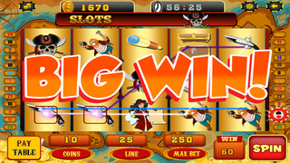 Ace Slots Safari Journey HD screenshot 4