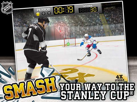 NHL Hockey Target Smash screenshot 5