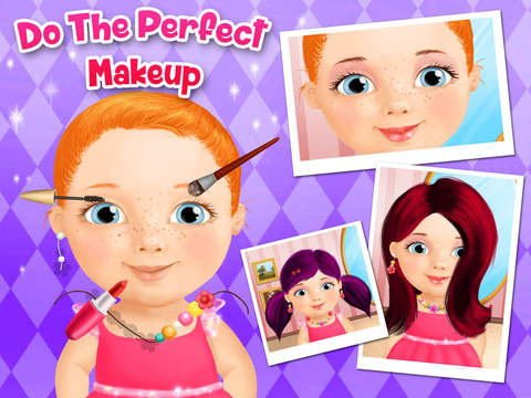 Sweet Baby Girl Beauty Salon - No Ads screenshot 10