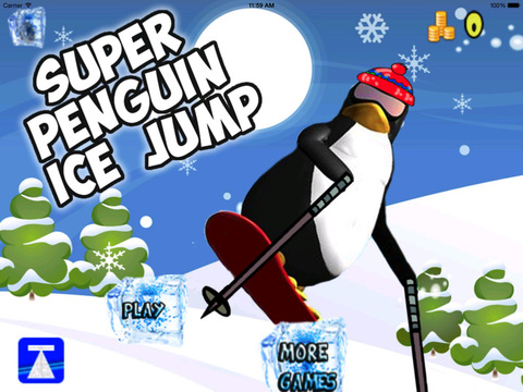 Super Penguin Ice Jump screenshot 10