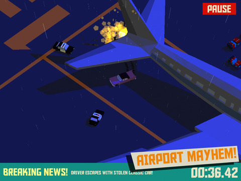 PAKO - Car Chase Simulator screenshot 6