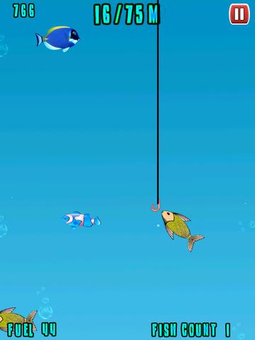 Free Fishing Game Pirate Fishing screenshot 8